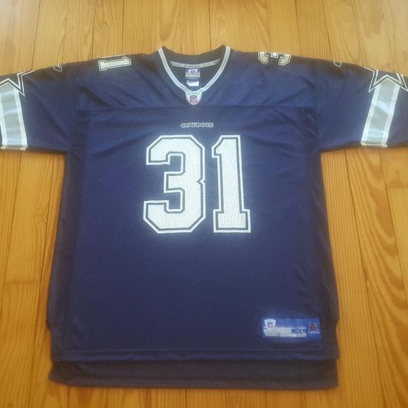 d42cc2bf Reebok NFL Dallas Cowboys ROY WILLIAMS 31 Jersey